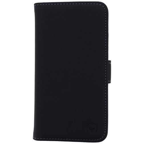 Productafbeelding van de Mobilize Slim Wallet Book Case Black Apple iPhone 5C