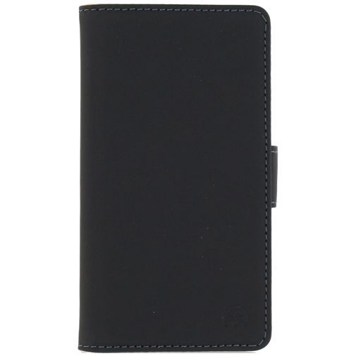 Productafbeelding van de Mobilize Slim Wallet Book Case Black HTC Desire 320