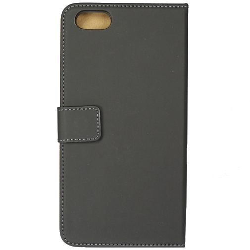 Productafbeelding van de Mobilize Slim Wallet Book Case Black Honor 4X