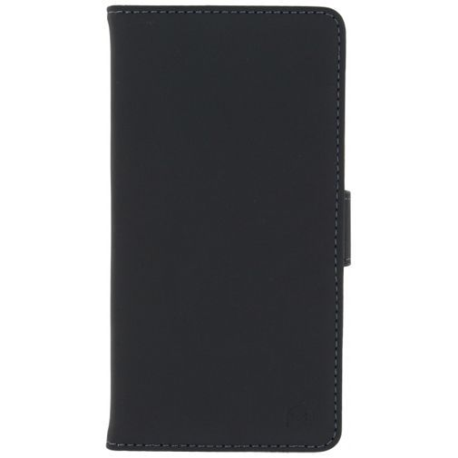 Productafbeelding van de Mobilize Slim Wallet Book Case Black Honor 6