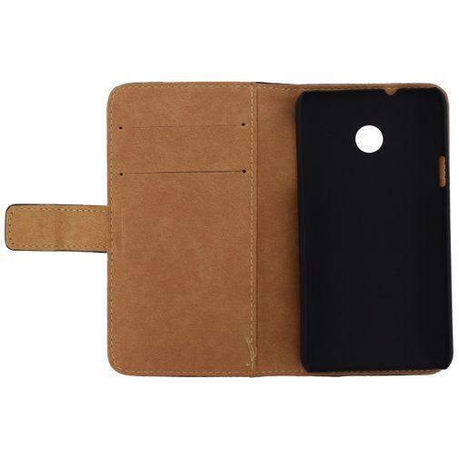 Productafbeelding van de Mobilize Slim Wallet Book Case Black Huawei Ascend Y330