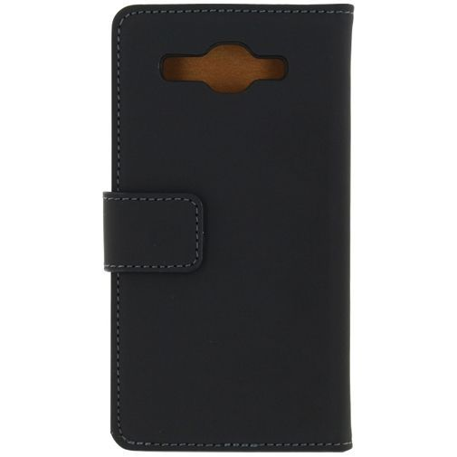 Productafbeelding van de Mobilize Slim Wallet Book Case Black Huawei Ascend Y540 Dual Sim