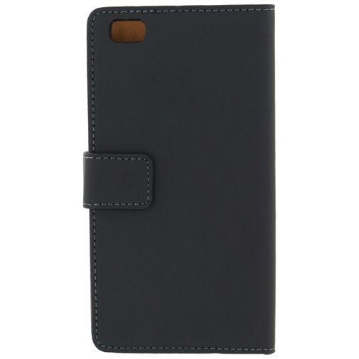 Productafbeelding van de Mobilize Slim Wallet Book Case Black Huawei P8 Lite