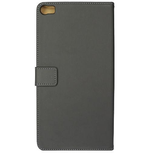 Productafbeelding van de Mobilize Slim Wallet Book Case Black Huawei P8 Max