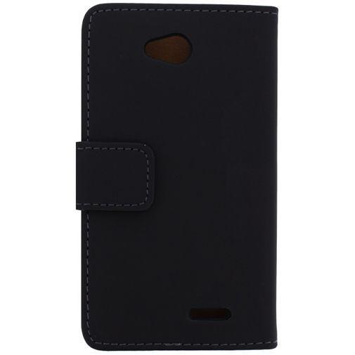 Productafbeelding van de Mobilize Slim Wallet Book Case Black LG L70