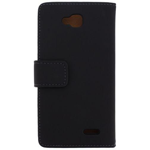 Productafbeelding van de Mobilize Slim Wallet Book Case Black LG L90