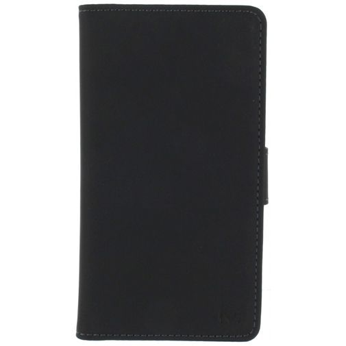 Productafbeelding van de Mobilize Slim Wallet Book Case Black Motorola New Moto X