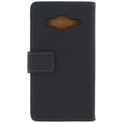 Productafbeelding van de Mobilize Slim Wallet Book Case Black Samsung Galaxy Core Prime (VE)