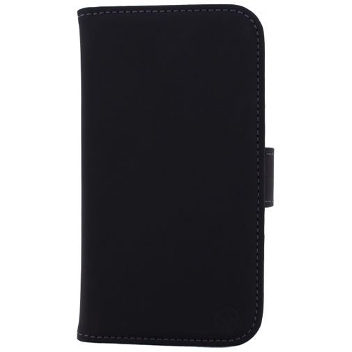 Productafbeelding van de Mobilize Slim Wallet Book Case Black Samsung Galaxy S3 (Neo)