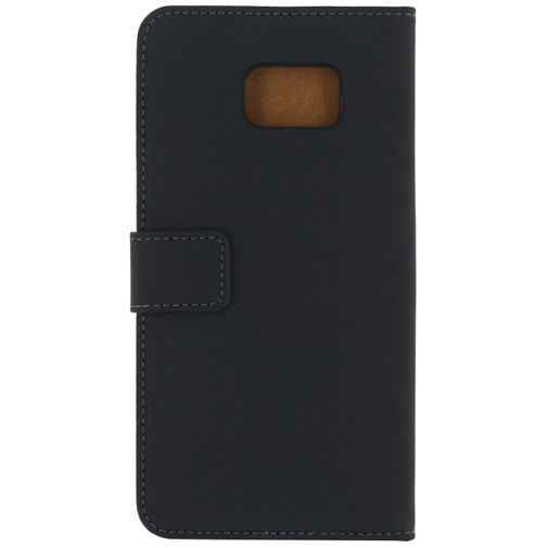 Productafbeelding van de Mobilize Slim Wallet Book Case Black Samsung Galaxy S6 Edge Plus