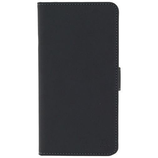Productafbeelding van de Mobilize Slim Wallet Book Case Black Sony Xperia C4
