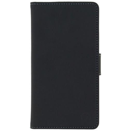 Productafbeelding van de Mobilize Slim Wallet Book Case Black Sony Xperia E4G