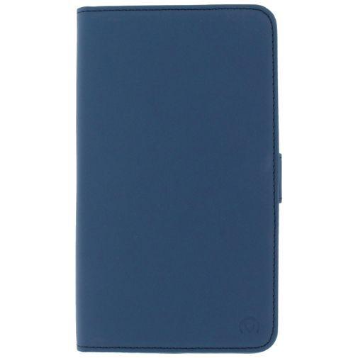 Productafbeelding van de Mobilize Slim Wallet Book Case Blue Motorola Nexus 6