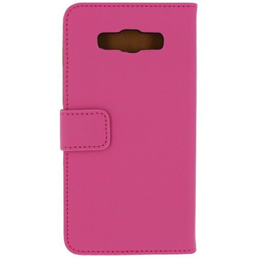 Productafbeelding van de Mobilize Slim Wallet Book Case Pink Samsung Galaxy A7