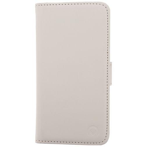 Productafbeelding van de Mobilize Slim Wallet Book Case White Apple iPhone 5C