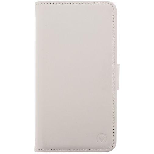 Productafbeelding van de Mobilize Slim Wallet Book Case White HTC One