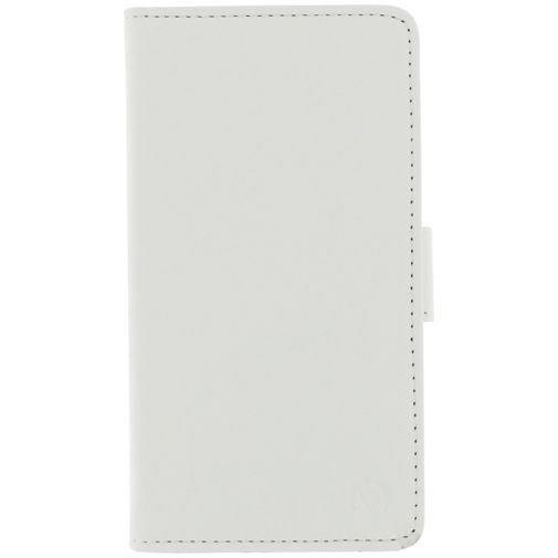 Productafbeelding van de Mobilize Slim Wallet Book Case White Samsung Galaxy A3