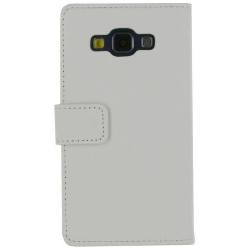 Productafbeelding van de Mobilize Slim Wallet Book Case White Samsung Galaxy A5