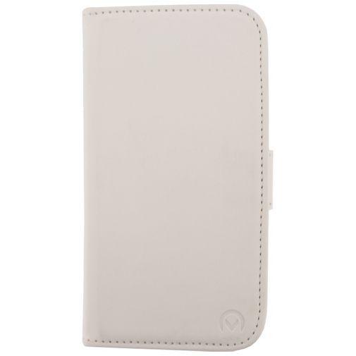 Productafbeelding van de Mobilize Slim Wallet Book Case White Samsung Galaxy S3 (Neo)