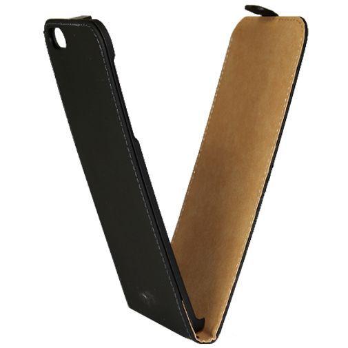 Productafbeelding van de Mobilize Ultra Slim Flip Case Black Apple iPhone 6 Plus/6S Plus