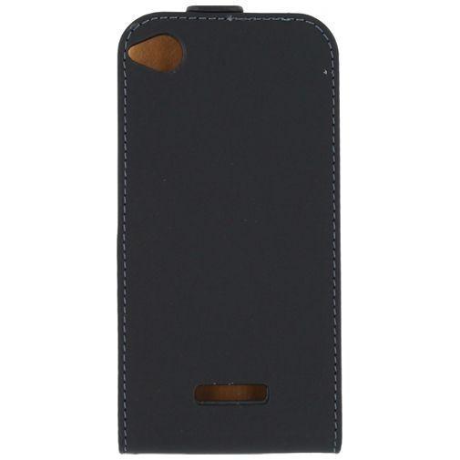 Productafbeelding van de Mobilize Ultra Slim Flip Case Black HTC Desire 320