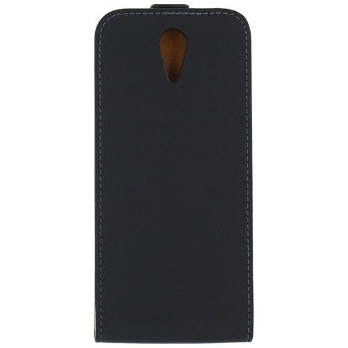 Productafbeelding van de Mobilize Ultra Slim Flip Case Black HTC Desire 620