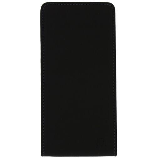 Productafbeelding van de Mobilize Ultra Slim Flip Case Black Huawei Ascend P6