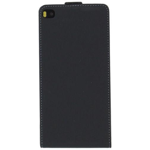 Productafbeelding van de Mobilize Ultra Slim Flip Case Black Huawei P8