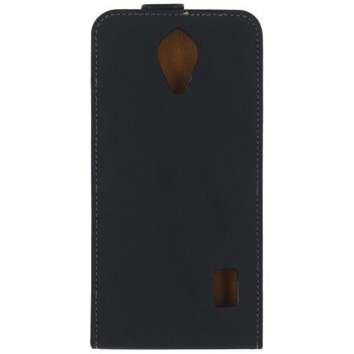 Productafbeelding van de Mobilize Ultra Slim Flip Case Black Huawei Y635