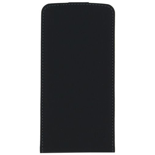 Productafbeelding van de Mobilize Ultra Slim Flip Case Black LG Leon