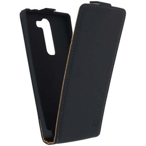 Mobilize Ultra Slim Flip Case Black LG Magna