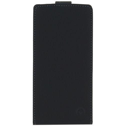 Mobilize Ultra Slim Flip Case Black LG Spirit