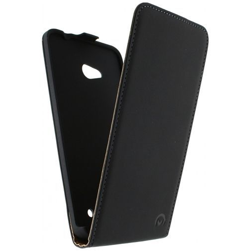 Productafbeelding van de Mobilize Ultra Slim Flip Case Black Microsoft Lumia 640 4G
