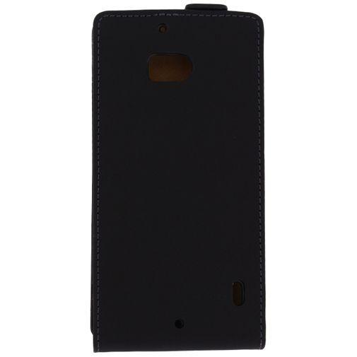 Productafbeelding van de Mobilize Ultra Slim Flip Case Black Nokia Lumia 930
