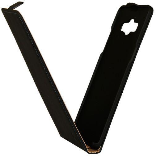 Productafbeelding van de Mobilize Ultra Slim Flip Case Black Samsung Galaxy A5