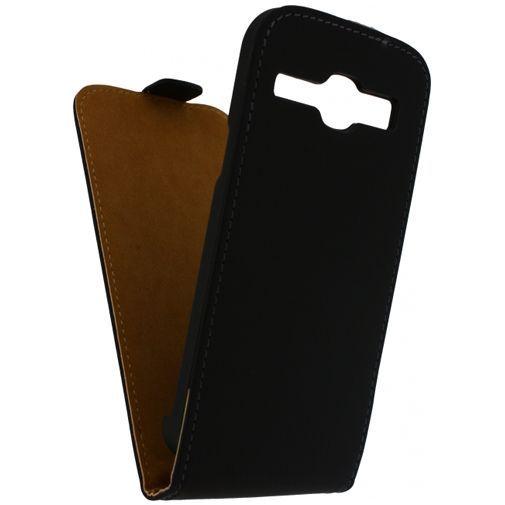 Productafbeelding van de Mobilize Ultra Slim Flip Case Black Samsung Galaxy Core