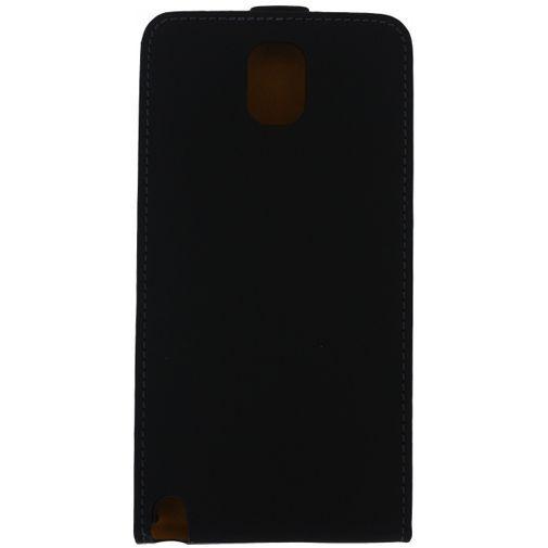 Productafbeelding van de Mobilize Ultra Slim Flip Case Black Samsung Galaxy Note 3