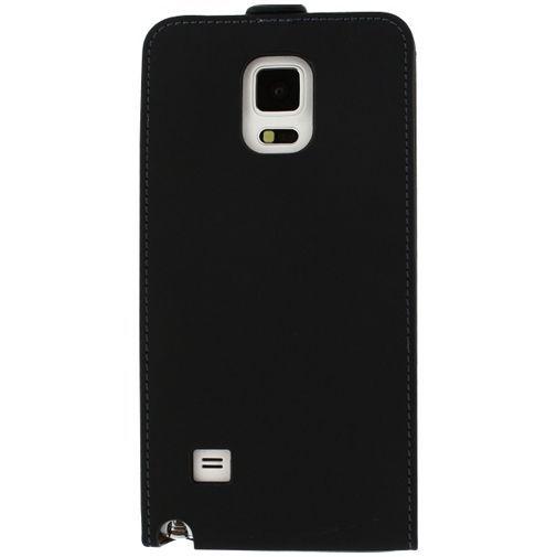 Productafbeelding van de Mobilize Ultra Slim Flip Case Black Samsung Galaxy Note 4