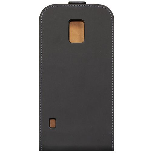 Productafbeelding van de Mobilize Ultra Slim Flip Case Black Samsung Galaxy S5 Active