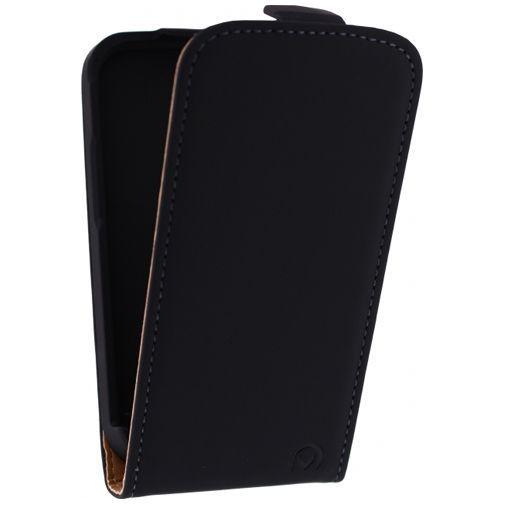 Productafbeelding van de Mobilize Ultra Slim Flip Case Black Samsung Galaxy Trend (Plus)