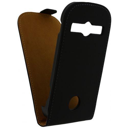 Productafbeelding van de Mobilize Ultra Slim Flip Case Black Samsung Galaxy Xcover 2