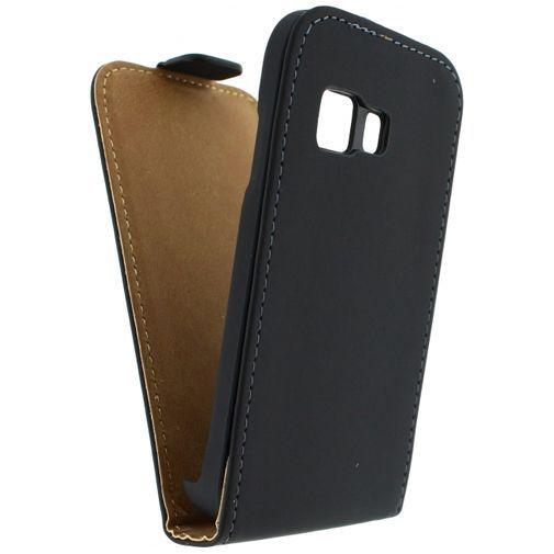 Productafbeelding van de Mobilize Ultra Slim Flip Case Black Samsung Galaxy Young 2
