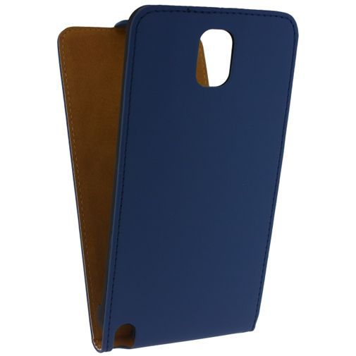 Productafbeelding van de Mobilize Ultra Slim Flip Case Blue HTC Desire 500