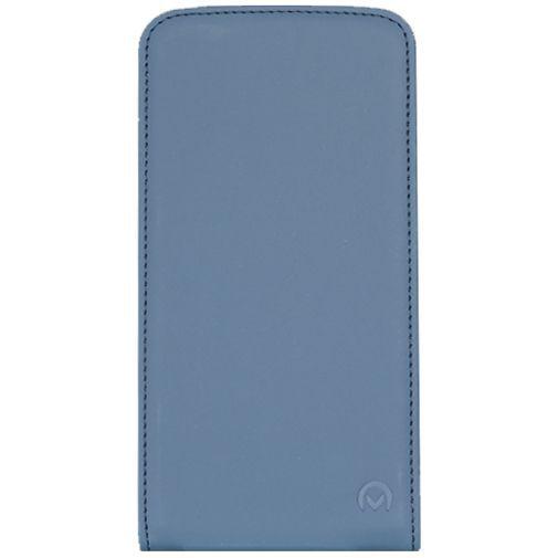 Productafbeelding van de Mobilize Ultra Slim Flip Case Blue Motorola Nexus 6
