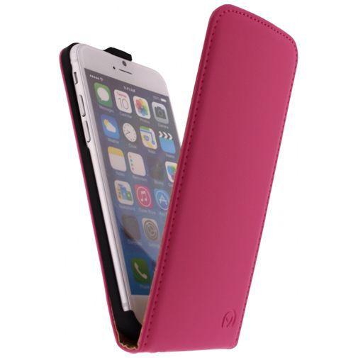 Productafbeelding van de Mobilize Ultra Slim Flip Case Fuchsia Apple iPhone 6/6S