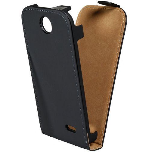Productafbeelding van de Mobilize Ultra Slim Flip Case HTC Desire 310 Black