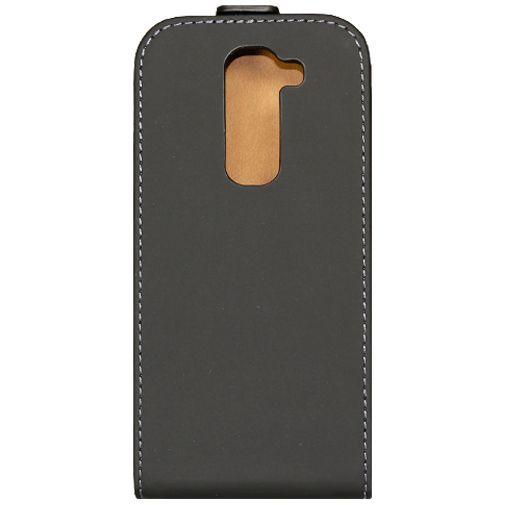 Productafbeelding van de Mobilize Ultra Slim Flip Case LG G2 Mini Black