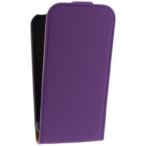 Productafbeelding van de Mobilize Ultra Slim Flip Case LG G2 Mini Purple
