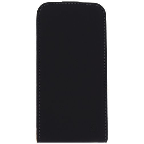 Productafbeelding van de Mobilize Ultra Slim Flip Case Nokia Lumia 630/635 Black