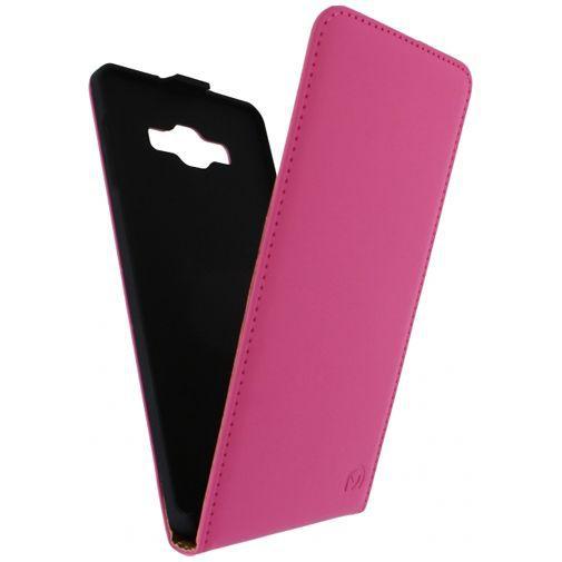 Productafbeelding van de Mobilize Ultra Slim Flip Case Pink Samsung Galaxy A7